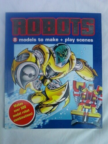 Giant Book of Robots By unknown