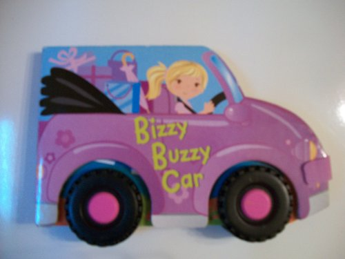 Bizzy Buzy Car (Wheelie Board)