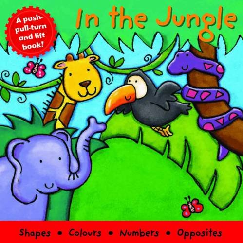 In the Jungle By Igloo Publications
