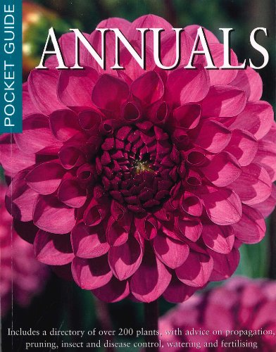 Pocket Guide to Annuals