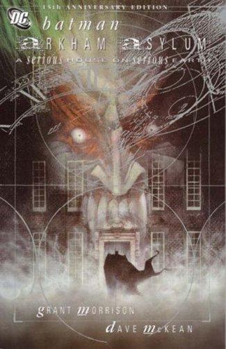 Batman: Arkham Asylum Anniversary Edition By Grant Morrison