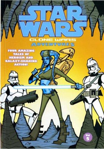 Star Wars - Clone Wars Adventures By Matt Jacobs