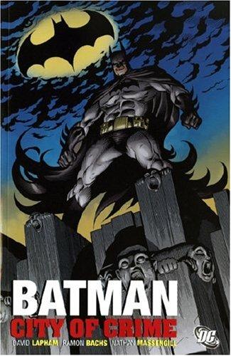 Batman By Dave Lapham