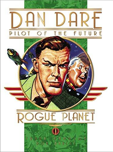 Classic Dan Dare - Rogue Planet By Frank Hampson