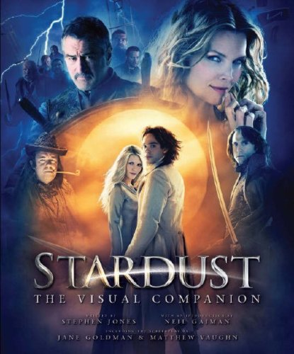 """Stardust"": The Visual Companion by Stephen Jones"