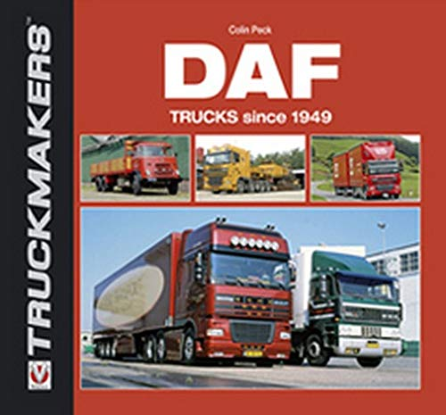 DAF Trucks Since 1949 By Colin Peck