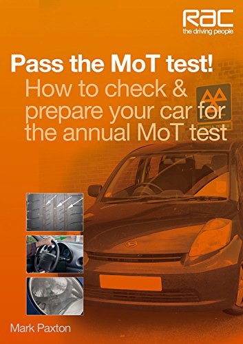 Pass the MOT Test! By Mark Paxton