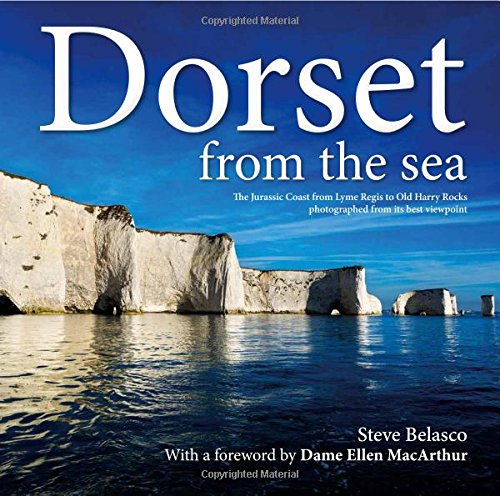 Dorset from the Sea By Steve Belasco