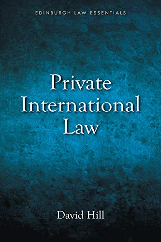 Private International Law Essentials by David Hill