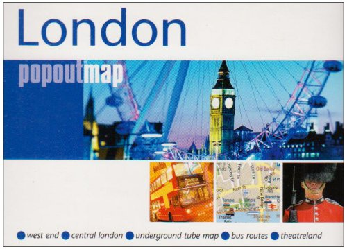 London By Compass Maps