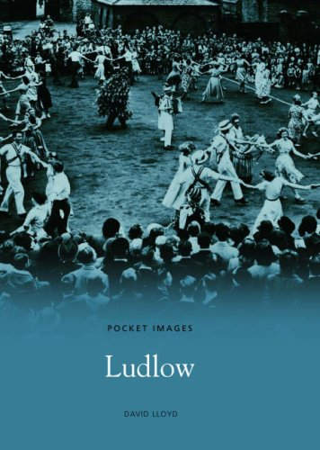 Ludlow Pocket Images By David Lloyd