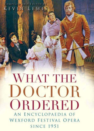 What the Doctor Ordered By Kevin Lewis