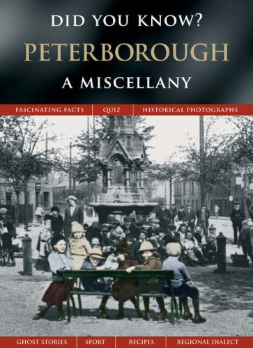 Peterborough: A Miscellany (Did You Know?) By Francis Frith