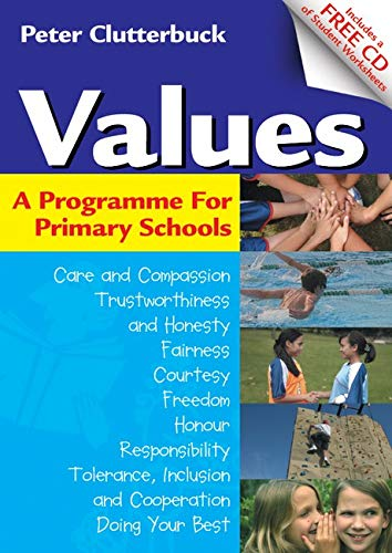 Values By Peter Clutterbuck