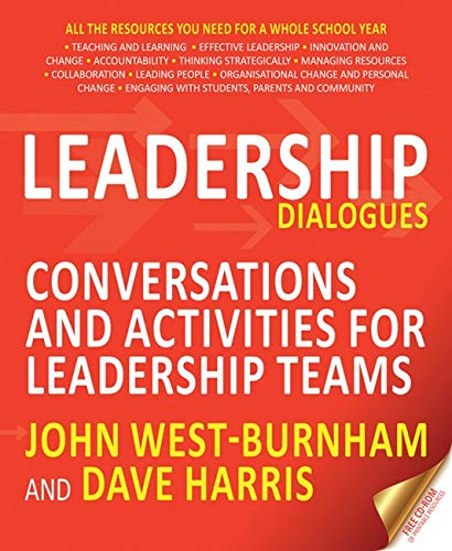 Leadership Dialogues By Dave Harris