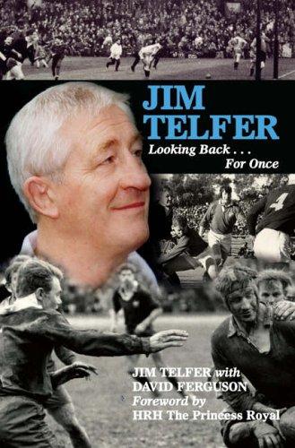 Jim Telfer By David Ferguson
