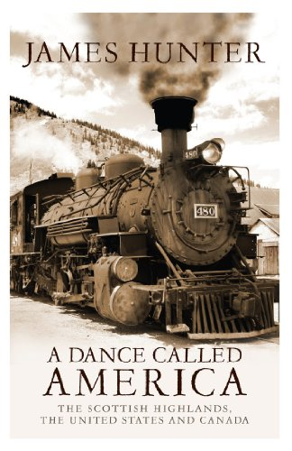 A Dance Called America By James Hunter