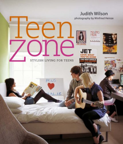 Teen Zone By Judith Wilson