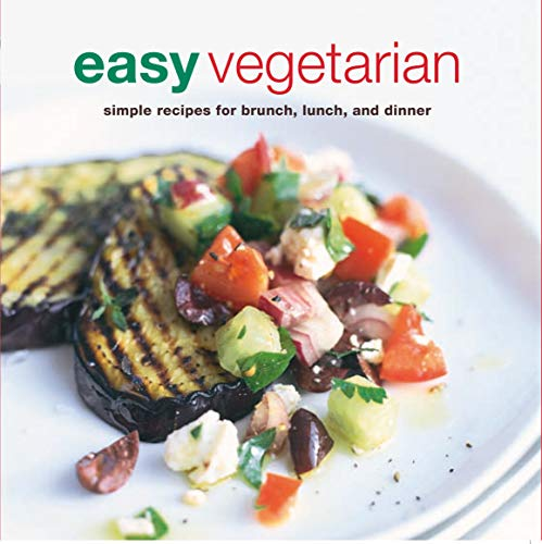 Easy Vegetarian By Ryland Peters & Small