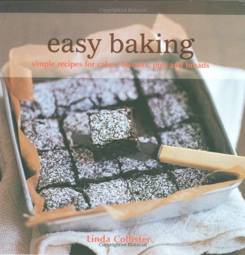 Easy Baking by Linda Collister