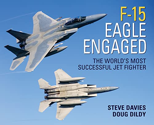 F-15 Eagle Engaged By Steve Davies