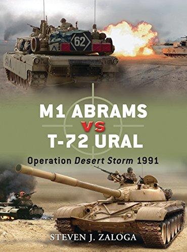 M1 Abrams vs T-72 Ural By Steven J. Zaloga
