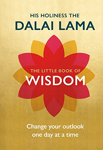 The Little Book of Wisdom: Change Your Outlook One Day at a Time (The Little Book of Series) By Dalai Lama