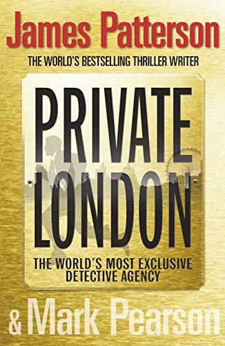 Private London: (Private 2) by James Patterson