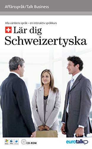 Talk Business Swiss German: Interactive Video CD-ROM - Intermediate (PC/Mac) By EuroTalk Ltd.