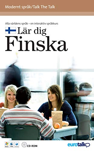Talk the Talk Finnish: Interactive Video CD-ROM - Beginners + (PC/Mac) By EuroTalk Ltd.