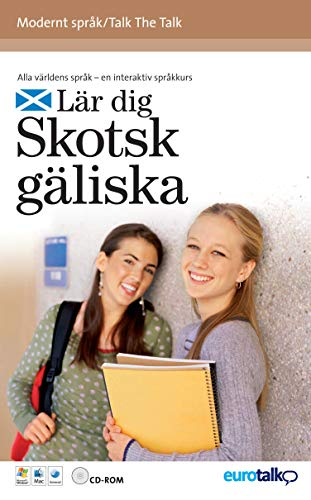 Talk The Talk Scots Gaelic: Interactive Video CD-ROM - Beginners + (PC/Mac) By EuroTalk Ltd.