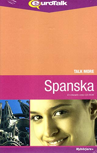Talk More Spanish: Interactive Video CD-ROM - Beginners+ (PC/Mac) By EuroTalk Ltd.