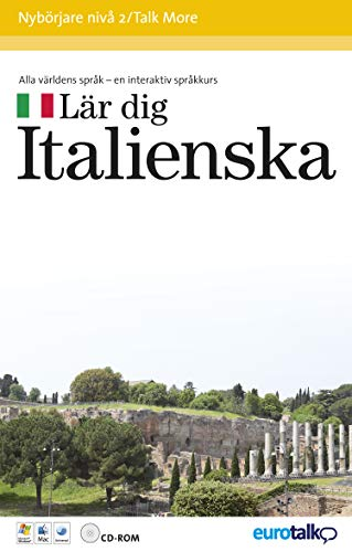 Talk More Italian: Interactive Video CD-ROM - Beginners+ (PC/Mac) By EuroTalk Ltd.