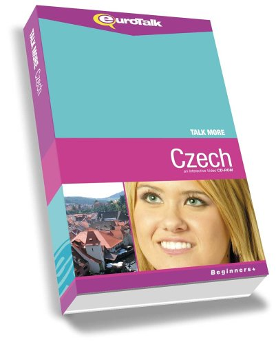 Talk More Czech: Interactive Video CD-ROM - Beginners+ (PC/Mac) By EuroTalk Ltd.