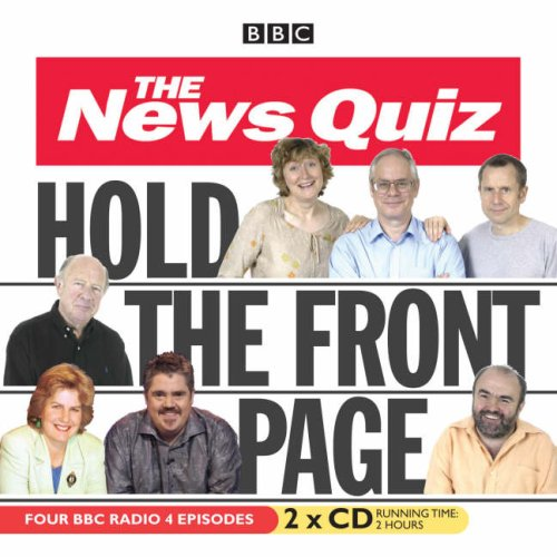 The News Quiz By The News Quiz