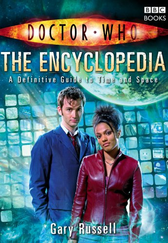 Doctor Who Encyclopedia By Gary Russell