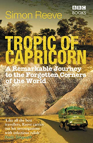 Tropic of Capricorn By Simon Reeve