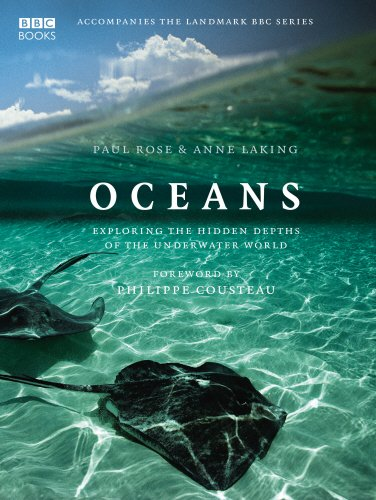 Oceans By Anne Laking
