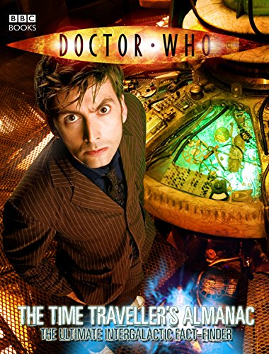 Doctor Who: The Time Traveller's Almanac by Steve Tribe
