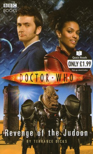 Doctor Who: Revenge of the Judoon By Terrance Dicks