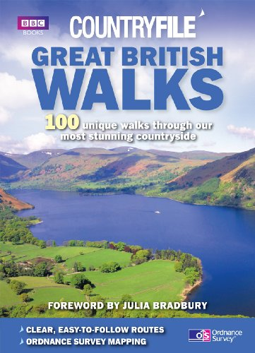 Countryfile: Great British Walks: 100 unique walks through our most stunning countryside by Cavan Scott
