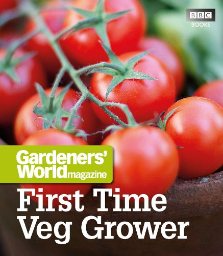 Gardeners' World: First Time Veg Grower By Martyn Cox