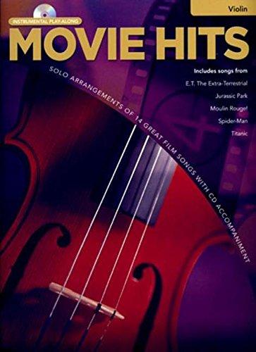 Movie Hits Instrumental Playalong