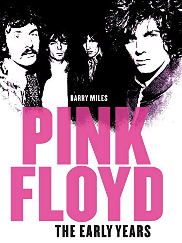 Pink Floyd By Barry Miles