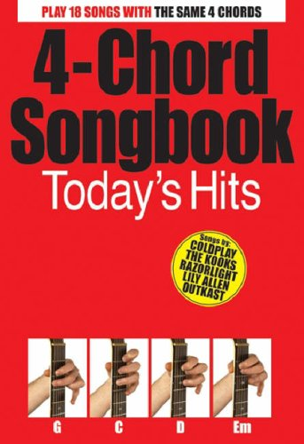 4-Chord Songbook By Divers Auteurs