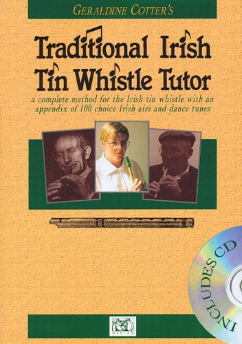 Geraldine Cotter's Traditional Irish Tin Whistle By Geraldine Cotter