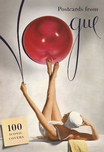 Postcards from Vogue: 100 Iconic Covers by Vogue