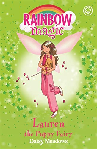 Lauren The Puppy Fairy: The Pet Keeper Fairies Book 4 (Rainbow Magic) By Daisy Meadows