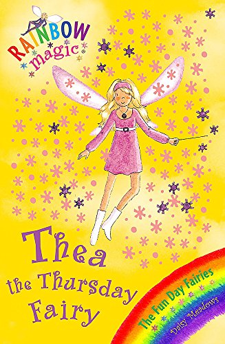 Rainbow Magic 39: Thea the Thursday Fairy By Daisy Meadows