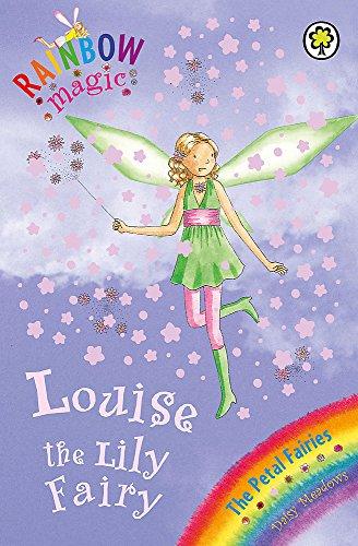 Rainbow Magic: Louise The Lily Fairy By Daisy Meadows